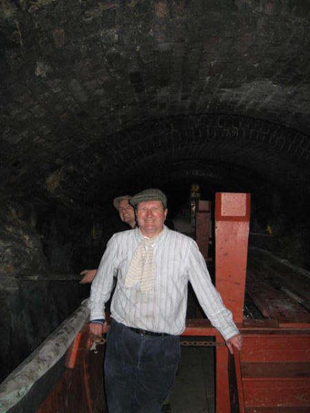 Standedge Tunnele